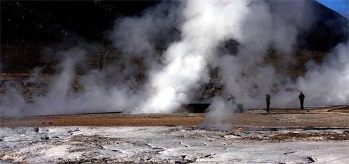 Los géiseres de El Tatio en Chile dan pistas para descubrir vida en Marte