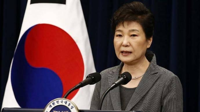 Presidenta surcoreana pone su cargo a disposición de la Asamblea Nacional