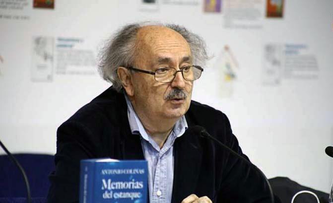 """Antonio Colinas: """"En Hispanoamérica, la poesía es algo vivo en la calle"""""""