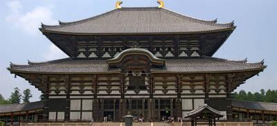 Alcanzar el Nirvana en el templo de Todai-ji. La Nariz del Gran Buda