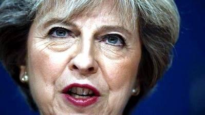 May despedirá a funcionarios que filtren información del Brexit