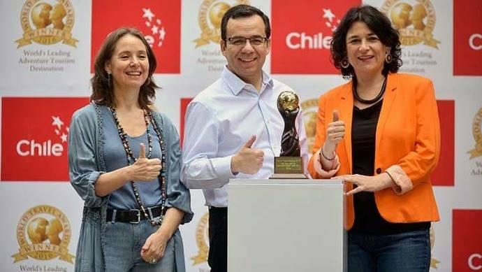 Chile es elegido como el mejor destino de turismo aventura en los World Travel Awards 2016