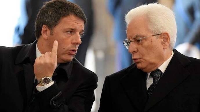 Mattarella pide a Renzi que no dimita hasta la aprobación de presupuestos