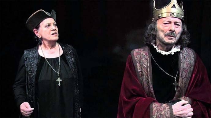 """""""Sueños y visiones del rey Ricardo III"""