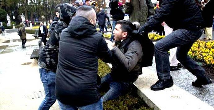 La Policía inicia el proceso de expulsión de España del activista Lagarder Danciu