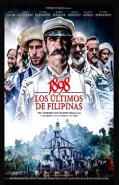 1898. Los últimos de Filipinas, cartel