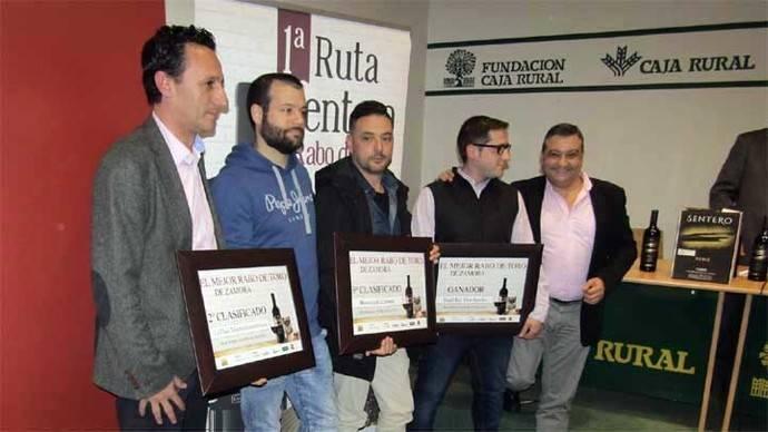 """El Hotel Rey Don Sancho ganador del concurso """"El Mejor Rabo de Toro de Zamora"""""""