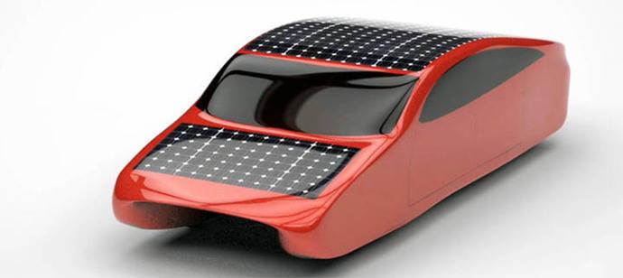 Conoce el primer vehículo solar chileno de cuatro puertas