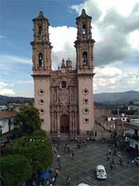 Taxco, la ciudad de la plata