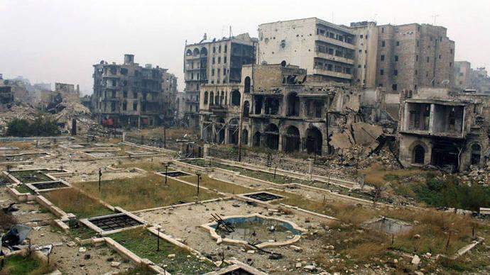 Rusia anuncia reconquista de Aleppo por parte de Bashar al Assad