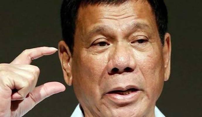 Duterte admitió que cometió asesinatos y podría perder su cargo