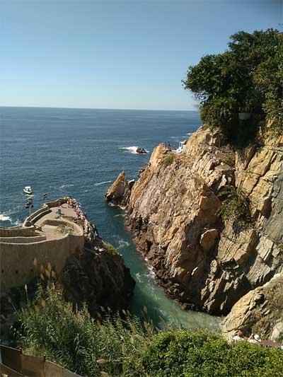 Los clavadistas de Acapulco
