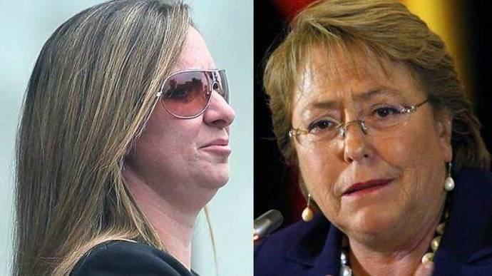 Chile: La nuera de Bachelet acusa a la Fiscalía de filtrar sus datos