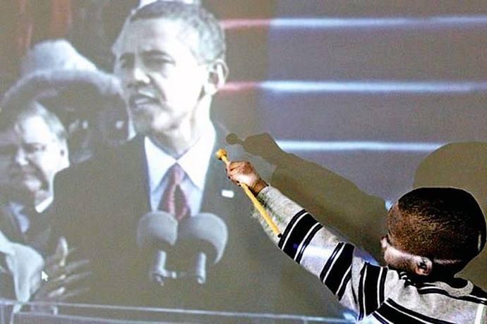 Obama dedicará 'el resto de su vida' al futuro de los jóvenes de las minorías