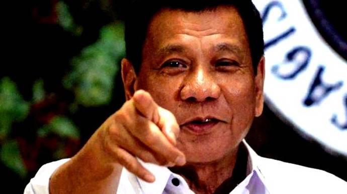 Duterte propone ejecutar