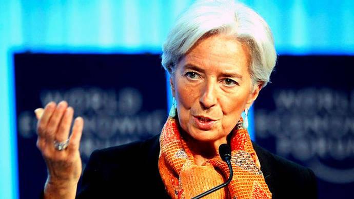 """La justicia francesa condena a Christine Lagarde por """"negligencia"""" en el manejo de fondos públicos"""