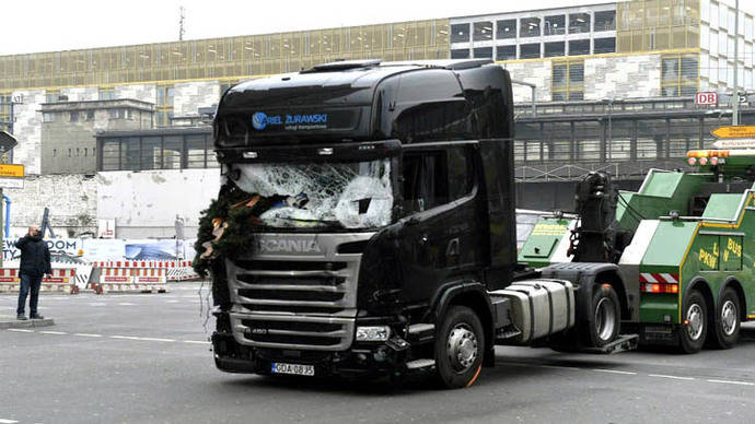 No existen medidas infalibles frente a ataques con camiones