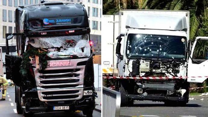 Berlín y Niza: Las similitudes entre ambas masacres