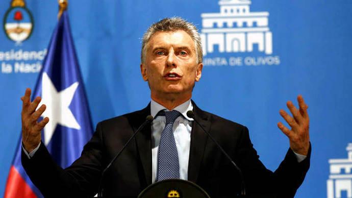 Macri retoma su agenda tras ser operado de un pólipo en las cuerdas vocales