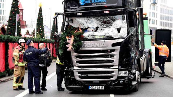 Estado Islámico reivindica ataque en mercado navideño de Berlín