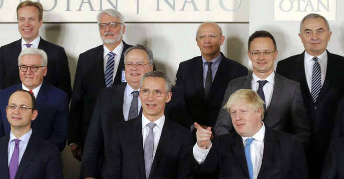 Johnson cree que Reino Unido logrará