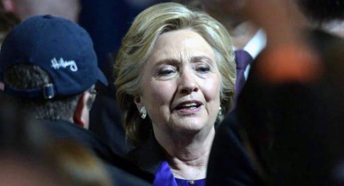 La frase de Clinton al perder los comicios es el mensaje político más retuiteado de 2016