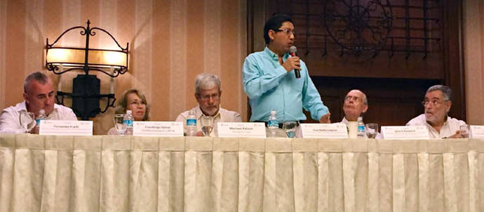 Acapulco acogió el Congreso Internacional de la Federación Española de Periodistas de Turismo