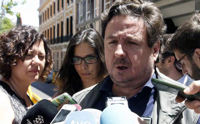El exconcejal del PP en Majadahonda José Luis Peñas