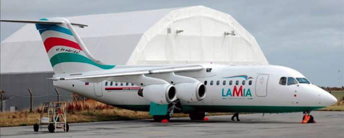 Controladora aérea boliviana de vuelo de Chapecoense pide refugio en Brasil