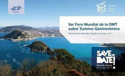 3er Foro Mundial de la OMT sobre Turismo Gastronómico
