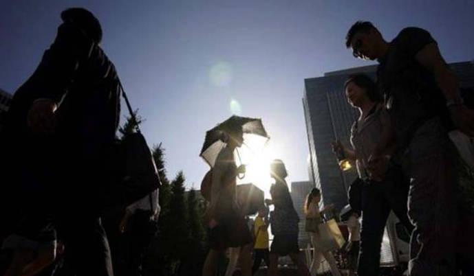 Santiago de Chile soportó este miércoles la temperatura más alta en un siglo