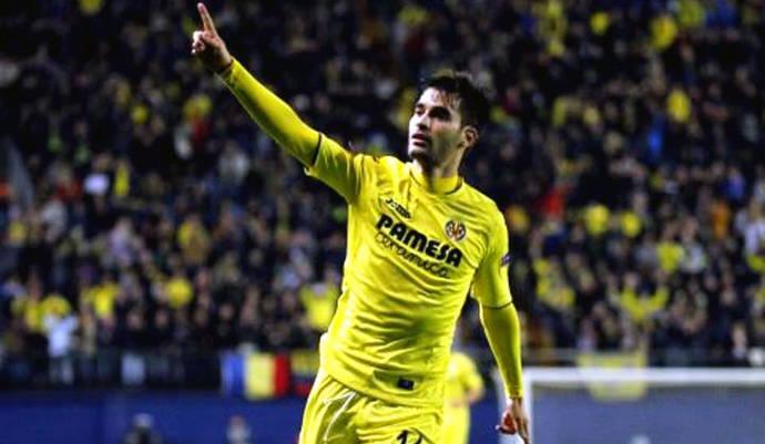 Villarreal ganó y se clasificó con agonía en la Europa League
