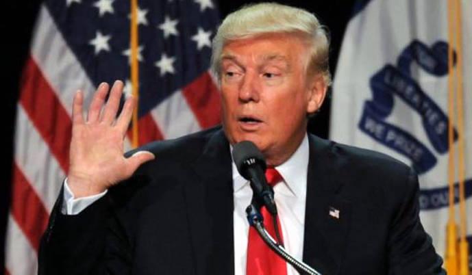 Donald Trump tacha de