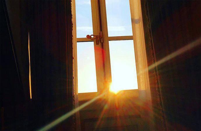 Despertar en soledad...