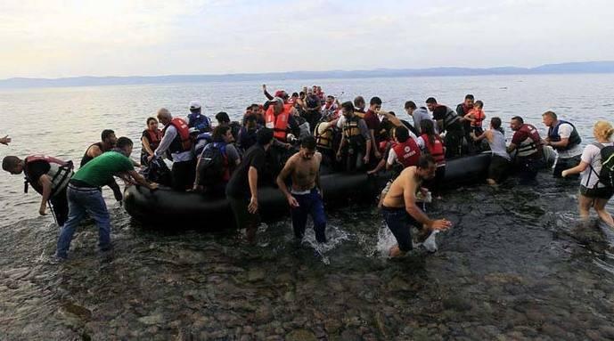 El Parlamento griego congela el IVA en las islas afectadas por la llegada de inmigrantes