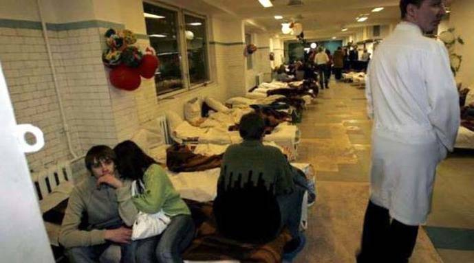 72 muertos por ingerir esencia para baño en Rusia