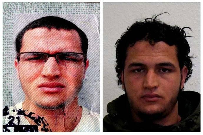 Consiguen huellas del tunecino en el camión del ataque de Berlín