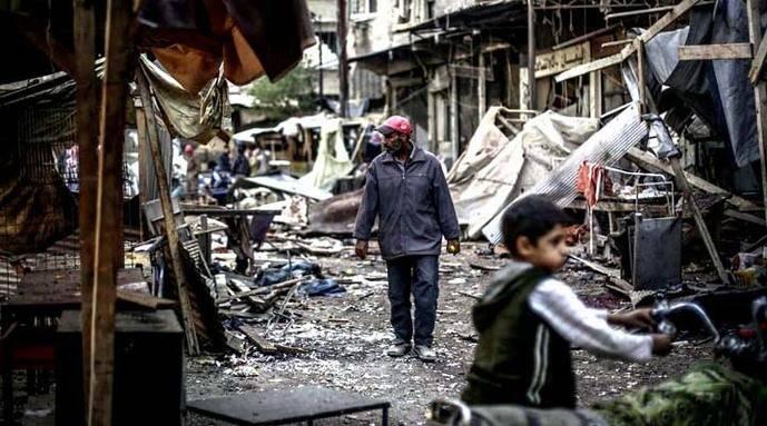 Mueren 16 soldados turcos en enfrentamientos con ISIS en Siria