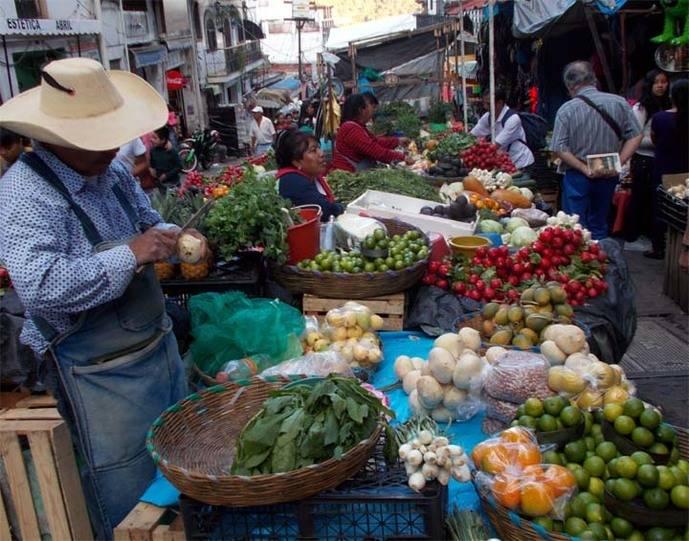 Comiendo en México