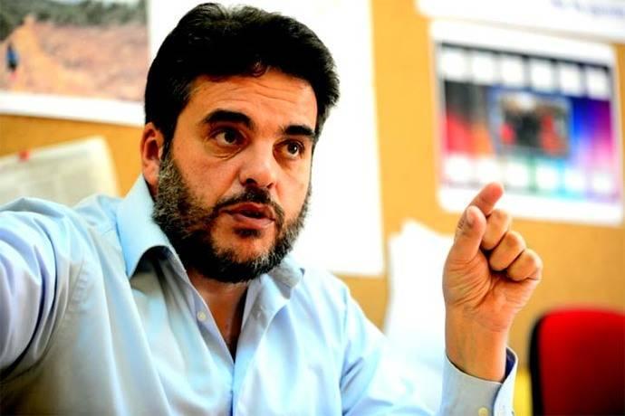 El concejal de Ganemos Talavera, Miguel Ángel SánchezEUROPA PRESS