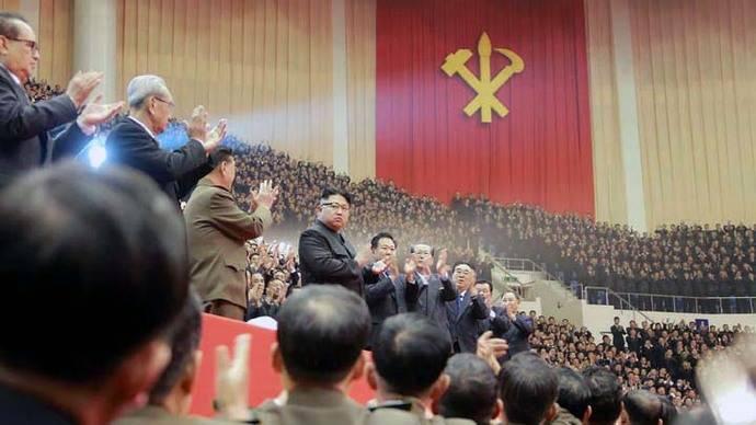 En Seúl afirman que Kim Jong Un ordenó la purga de 340 cargos en cinco años