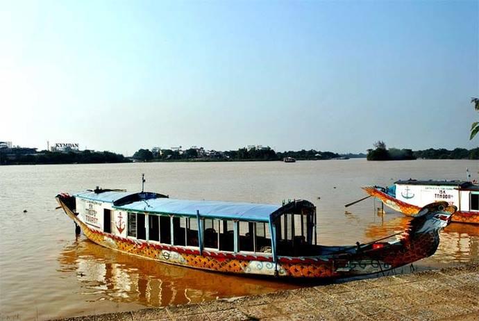 Ruta entre Da Nang y Hue