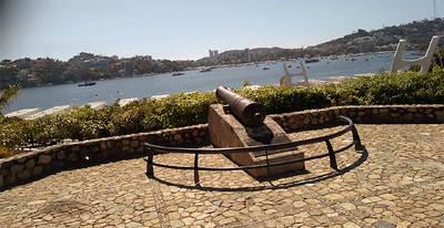 El Fuerte de San Diego en Acapulco, el mejor conservado de América