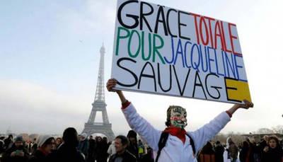Indultan a la francesa que mató a su marido maltratador