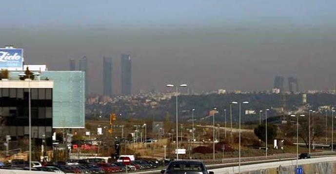 Madrid levanta hasta el día 1 la prohibición de circular en el centro por la reducción de la contaminación