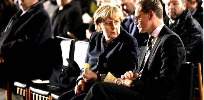 Movimientos de derecha europea culpan a Merkel de atentado en Berlín