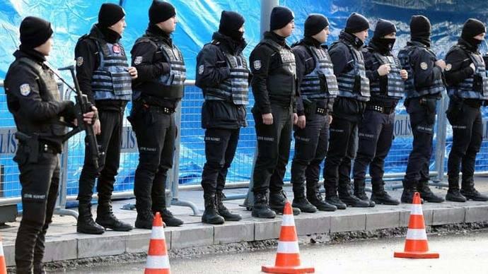 Masacre terrorista en una fiesta de Año Nuevo en Estambul