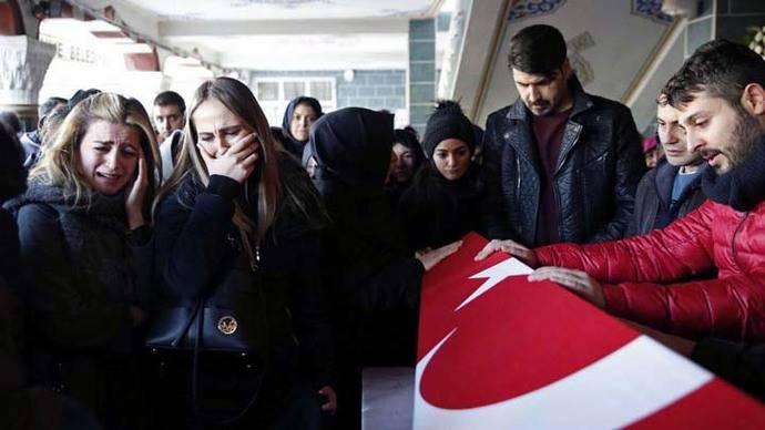 ISIS reivindica la matanza de Año Nuevo en discoteca de Estambul