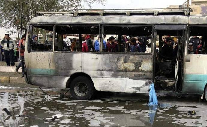 Más de 30 muertos y decenas de heridos deja un atentado suicida en Bagdad