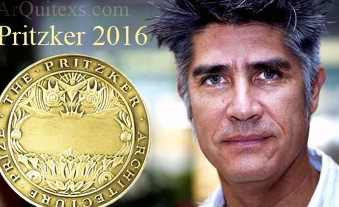 """El chileno Alejandro Aravena recibe el """"Nobel de la arquitectura"""""""